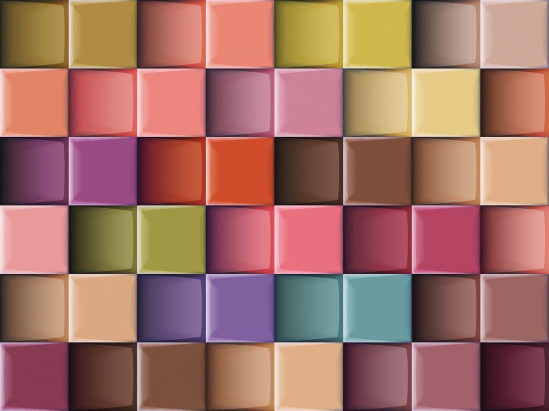 Цветные кубики 5-158