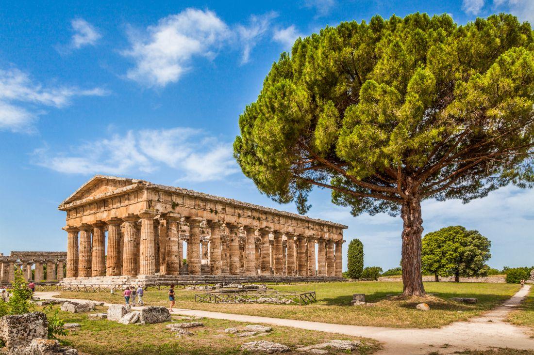 Храм Геры Италия 22-085