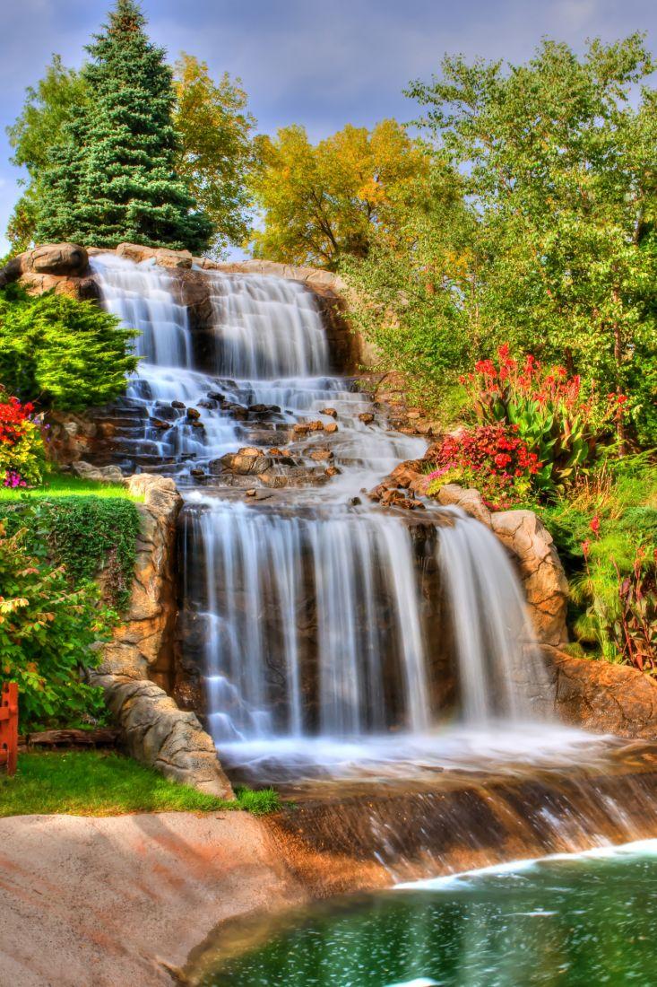 Водопад 17-015