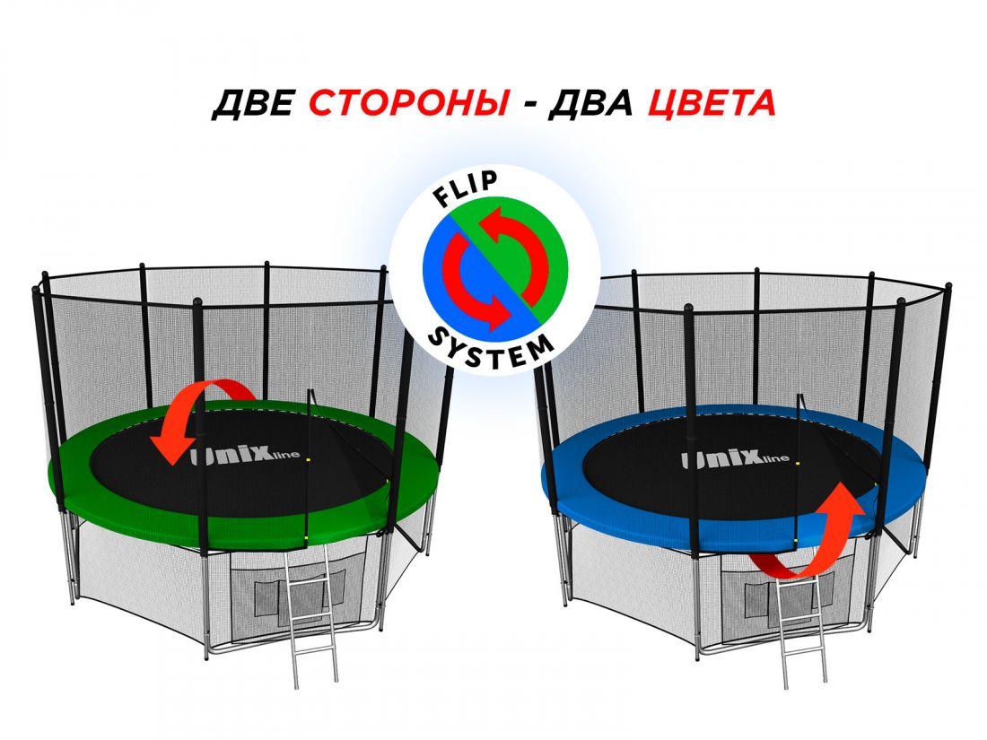 Батут unix line Classic 6 ft (outside)