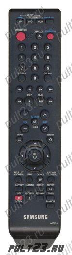 SAMSUNG 00053H, AK59-00053H, DVD-HR730, DVD-HR734, DVD-HR735, DVD-HR737