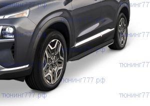 Подножки боковые, Rival Premium, а/м с 04.2021-