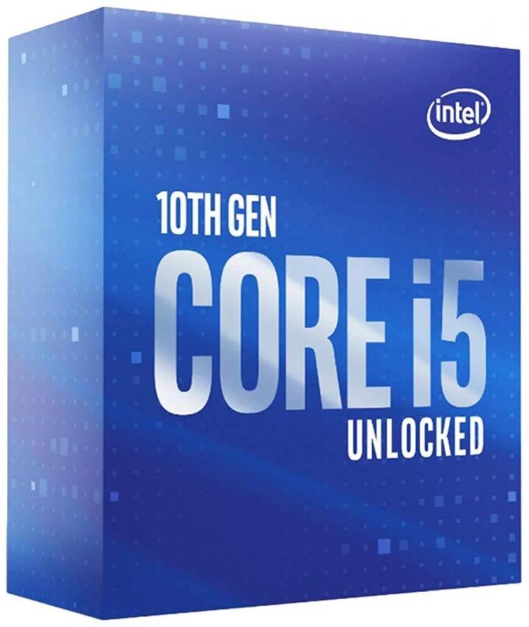 Процессор Intel Core i5-10600K, BOX (BX8070110600K)