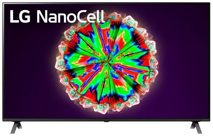 "Телевизор NanoCell LG 65NANO806NA 65"" (2020)"