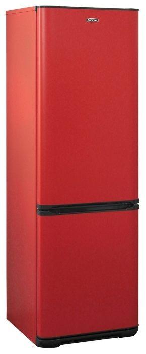 Холодильник Бирюса H627 Красный