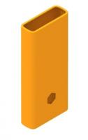 Защитный кейс для  Xiaomi Power Bank 2С/3 20000 mAh ( Силикон / Оранжевый)