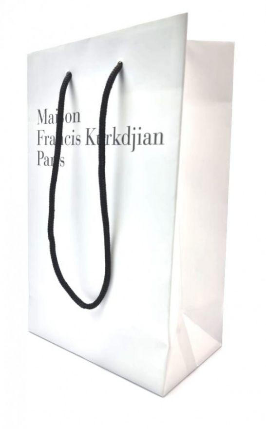 Подарочный пакет Maison Francis Kurkdjian 24.5х14.5х14.5