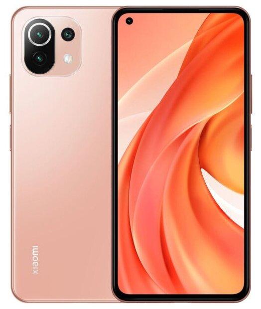 Xiaomi Mi 11 Lite 6/128Gb Peach Pink