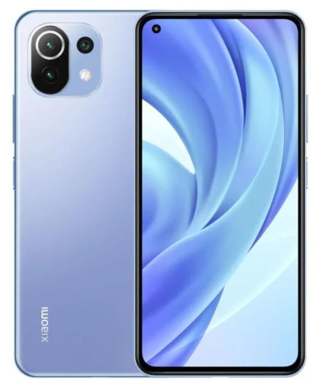 Xiaomi Mi 11 Lite 6/128Gb Bubblegum Blue