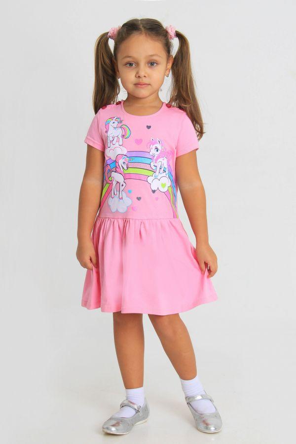Платье Девчата детское [розовый]