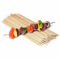 Бамбуковые шпажки-шампуры 30 см, 100 шт
