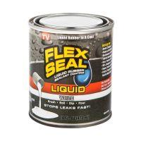 Водонепроницаемый клей-герметик Flex Seal Liquid Белый, 473 мл