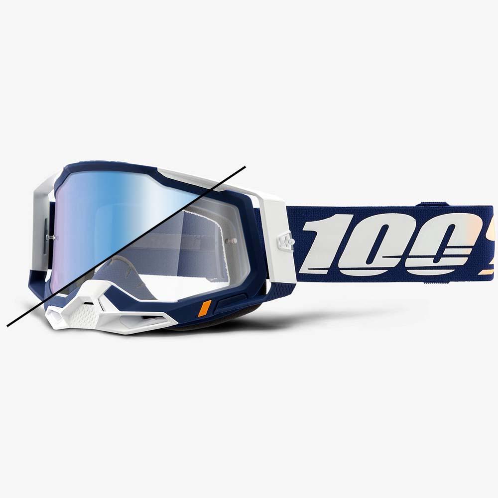 100% Racecraft 2 Concordia очки для мотокросса