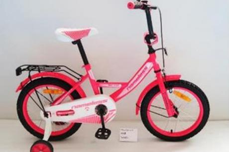 """Велосипед 12"""" Nameless Vector красный/белый"""