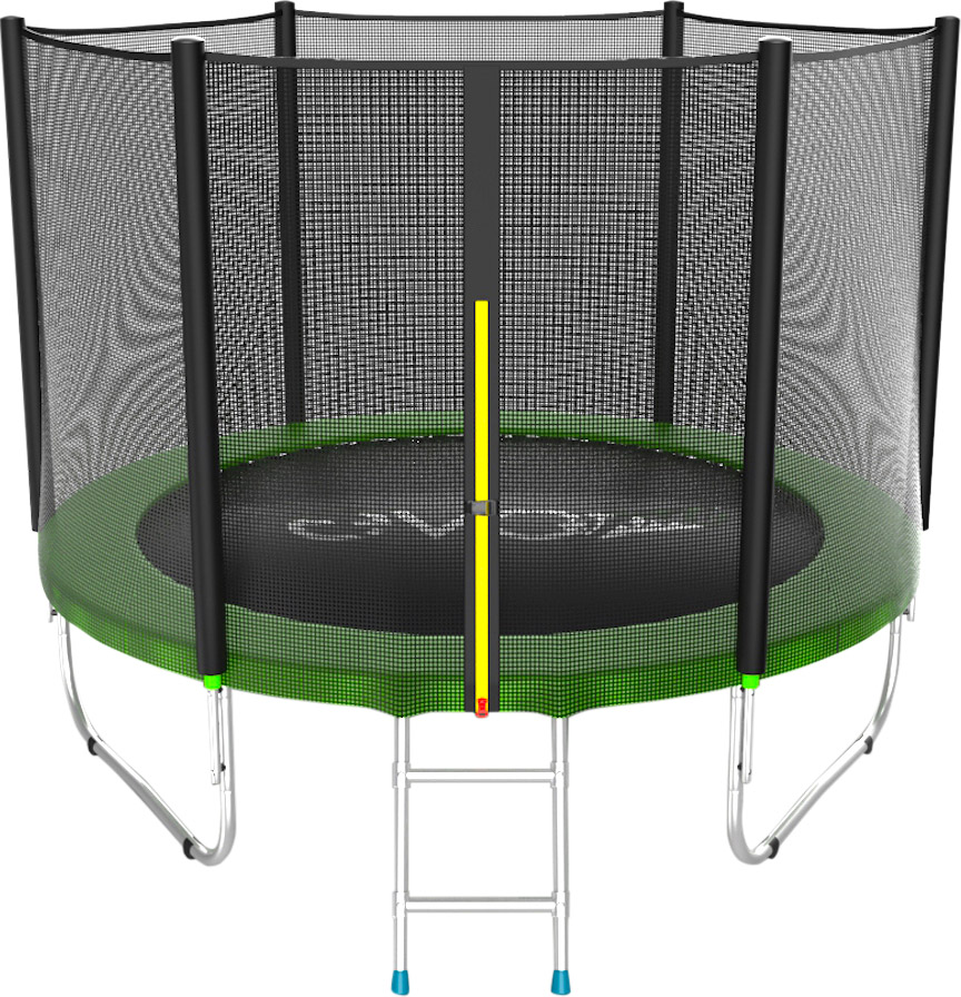 Батут EVO Jump External 8 FT (Green)