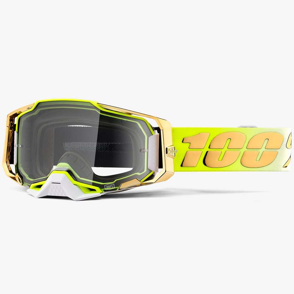 100% Armega FeelGood очки для мотокросса