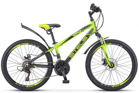 "Велосипед Navigator-640 MD 26"" Зелёный 2020"