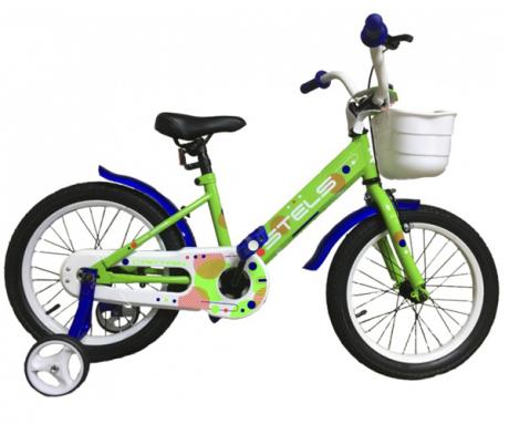 """Велосипед Captain 16"""" мятный 2020"""