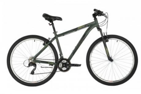 """Велосипед FOXX 27.5"""" ATLANTIC черный"""