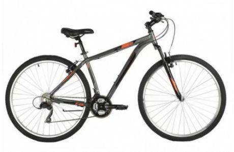 """Велосипед FOXX 27.5"""" ATLANTIC серый"""