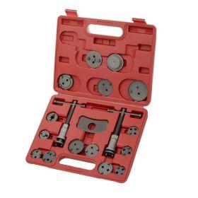 AV-923018 Набор для сведения тормозных цилиндров 18 предметов AV Steel