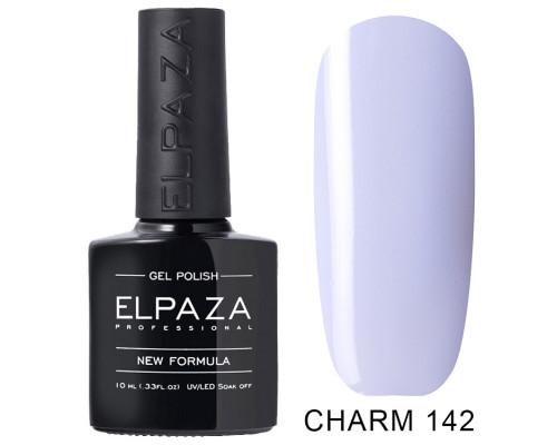 ELPAZA ГЕЛЬ-ЛАК  Charm 142 Полевые цветы (Светло-голубой)  10  мл