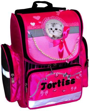50673 ранец для девочек TORTISS ортопедический в комплекте с мешком (7 вариантов)