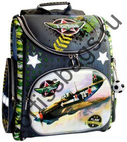 50678 ранец для мальчиков TORTISS ортопедический в комплекте с мешком (7 вариантов)