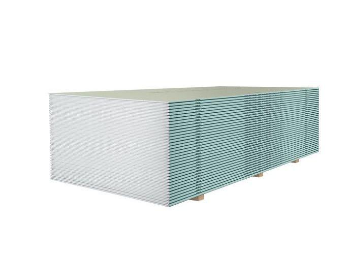 Гипсокартон ГКЛВ влагостойкий Knauf ГСП-Н2 2000х1200х12,5мм