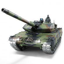 Heng Long German Leopard II A6 3889-1UpgA 2.4Ghz V6.0