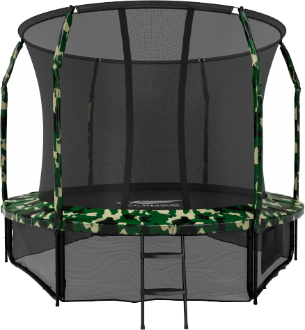 Батут Eclipse Space Military 14 FT