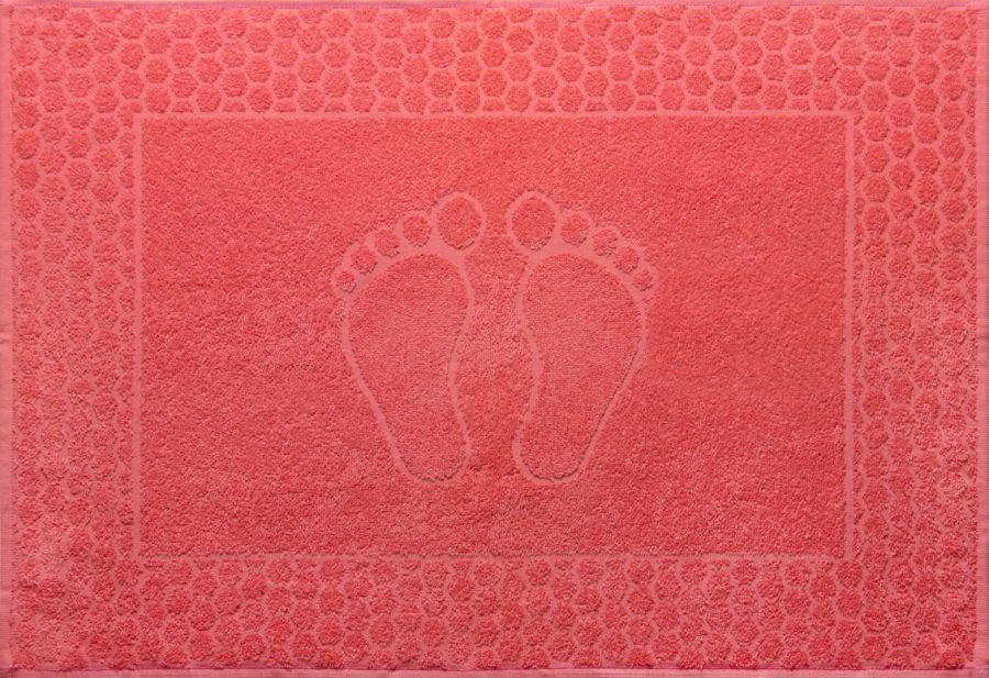 Полотенце махровое Коралл (Ножки)