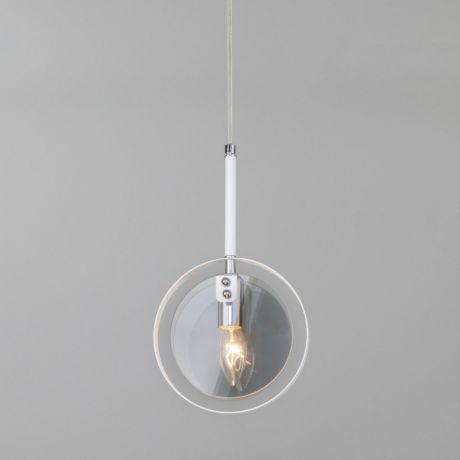 Подвесной светильник Eurosvet Gallo 50121/1 белый