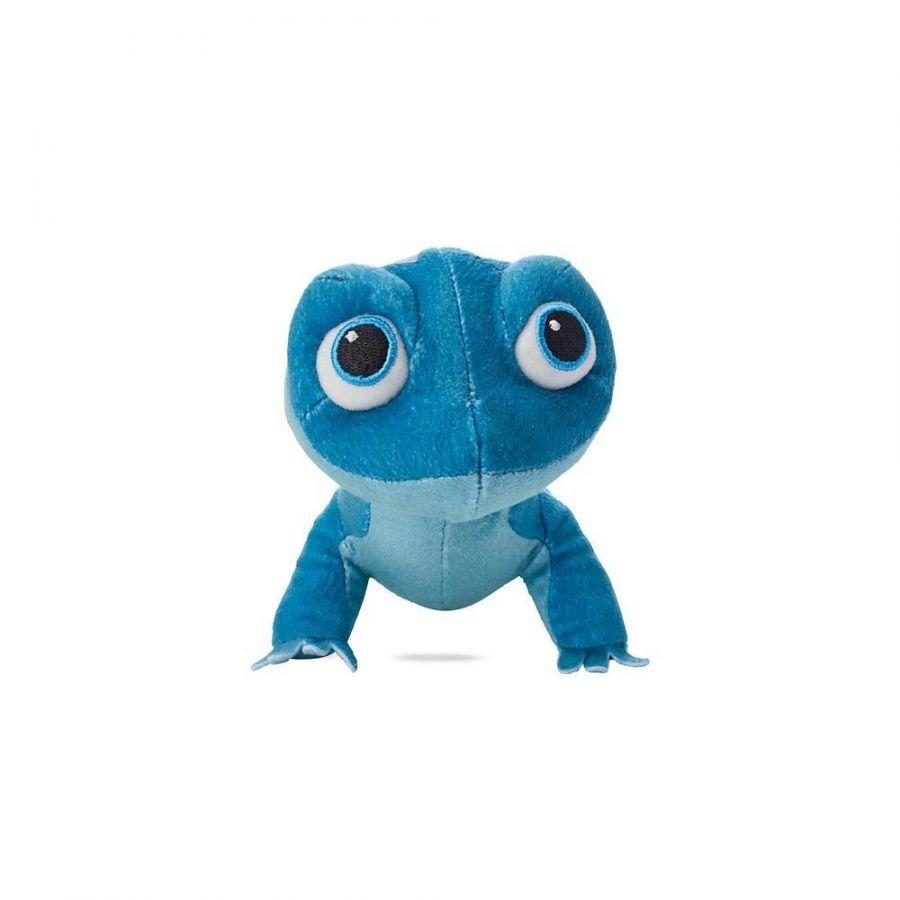 Мягкая игрушка ящерица саламандра Бруни Холодное Сердце Disney