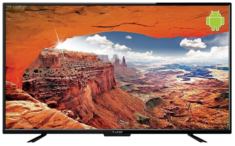 "Телевизор Yuno ULX-43FTC246 43"" (2020)"
