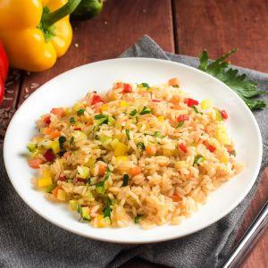 Рис с овощами 150г