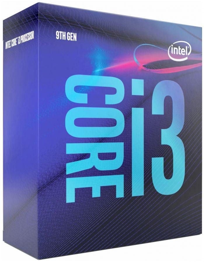 Процессор Intel Core i3-9100, BOX (BX80684I39100 S RCZV)