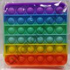 Поп ит (pop it) ABC 12х12 см цвет в ассорт. (5)