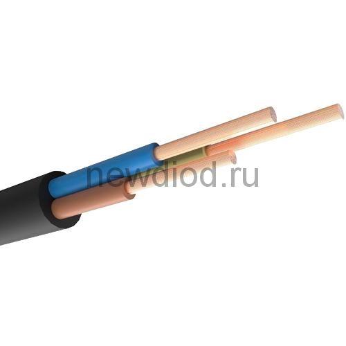 Кабель КГтп-ХЛ 3x2,5-0,66кВ (ТУ 27.32.13-002-12430102-2020)