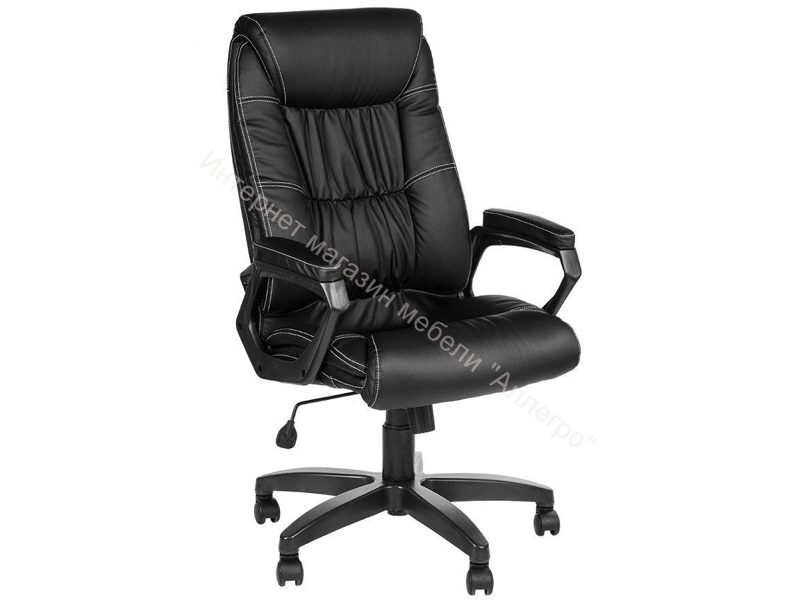 Кресло Ромул ультра (черный)