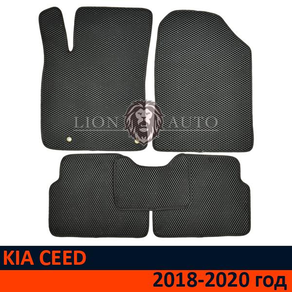 EVA коврики на KIA CEED (2018-2020г)
