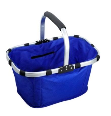 Складная корзина Folded Basket - удобная корзина для пикника и походов за покупками.