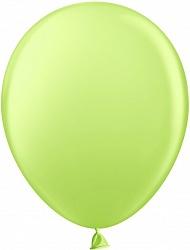 Шар (12''/30 см) светло-зелёный, пастель, 100 шт.