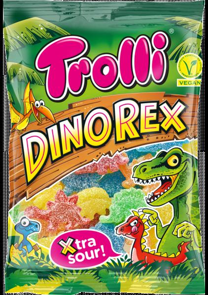 Мармелад Trolli (динозавры) 100г