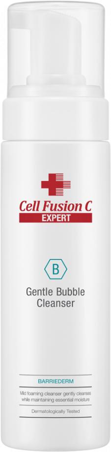 Нежная очищающая пенка для сухой кожи (Gentle Bubble Cleanser) Cell Fusion C (Селл Фьюжн Си) 200 мл