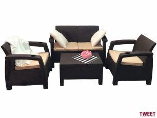 Комплект уличной мебели TWEET Terrace Set (Россия)