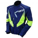 UFO Sierra Enduro Jacket Blue куртка для мотокросса и эндуро, синяя