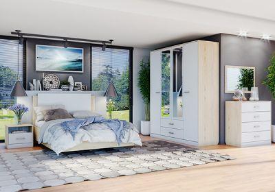 Кровать Велес Милана