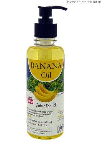 Масло массажное Банан Banana Oil Banna 250 мл