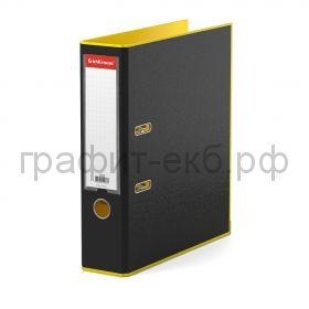 Файл А4 7см ErichKrause Accent желтый 51073